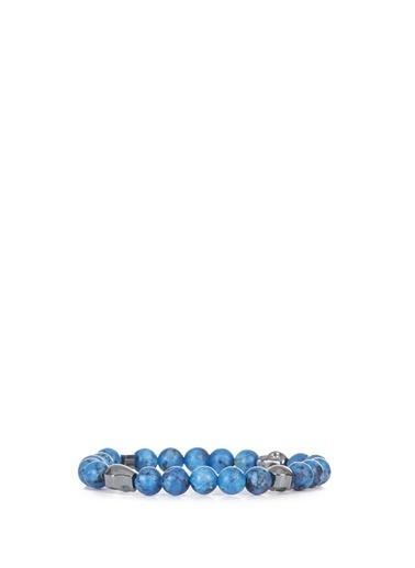Mavi Erkek   Bileklik 091672-28417 Mavi